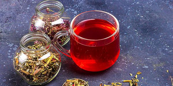 Травяной Чай ройбуш